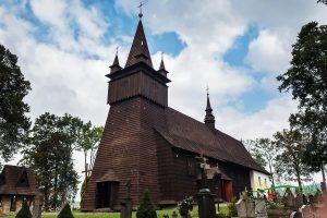 Kosciół w Orawce. www.odkryjorawe.pl